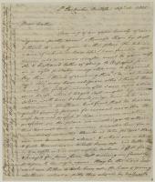 Jotham Sewall to Samuel Sewall on religious work, 1805