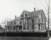 Garnsey Home, Main Street, Sanford, ca 1900