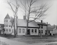 Main and Oak Sreets, Sanford, ca. 1905