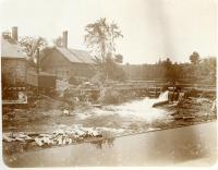 Gambo Dam, Oriental Powder Mills, Gorham and Windham, ca. 1900