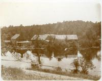 Charcoal House, Oriental Powder Mills, Gorham and Windham, ca. 1900