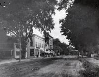 Nowell Home, Main Street, Sanford, after 1905