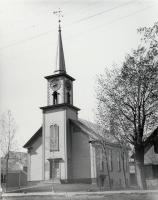 North Parish Congregational Church, Springvale, ca 1900