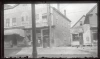 Washington Street, Storefronts, Sanford, ca 1905