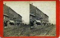 Main Street north from School Street, Rockland, ca. 1875