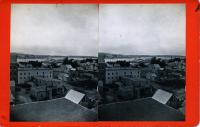 View northeast from top of Lynde Hotel, Rockland, ca. 1875