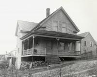 Sanford Home, ca. 1900