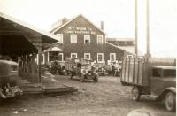 H.F. Webb Co. corn factory, Leeds, ca. 1920