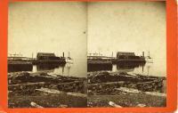 Atlantic Wharf, Rockland, ca. 1875