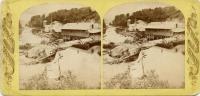 Morse's Mills on the Kenduskeag Stream at Bangor, ca. 1880