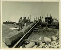 Pulp Operation, Westport Island, 1957