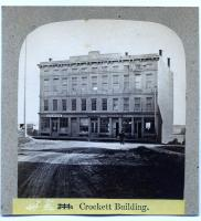 Crockett Block, Rockland, ca. 1875
