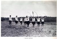 Senior Campers, Katharine Ridgeway Camp for Girls