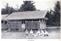 Bungalow at Katharine Ridgeway Camp, Jefferson
