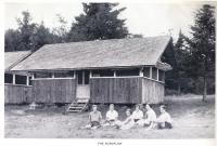 Bungalow at Katharine Ridgeway Camp, Jefferson