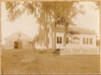 Hobbs Family Homestead, Lovell, 1860