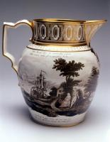 Barrell Family pitcher