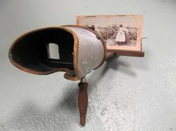 Stereopticon, ca. 1890