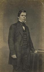 Israel Washburn Jr., New York, ca. 1850