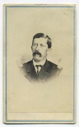 Samuel B. Washburn, 1864