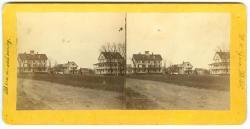 Bethel House, Chapman House, Bethel Hill, ca. 1875