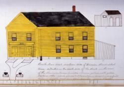Division Street School, Bangor, 1865