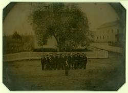 Bethel Zouaves militia company, Bethel, ca. 1862