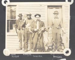 """Local """"characters,"""" Norcross, ca. 1905"""