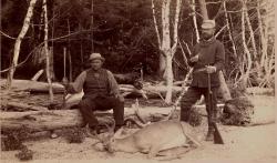 Ragged Lake, 1887