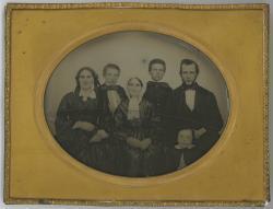 O.R. Patch family, Bangor, ca. 1865