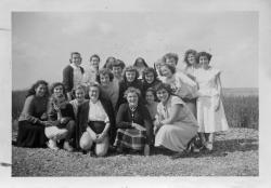 Retreat on Little Diamond Island, Portland, ca. 1952