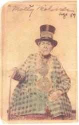 Molly Molasses, Bangor, ca. 1865