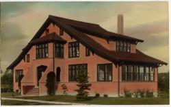 Spanish villa, 140 Clifford Street, South Portland, c. 1920s