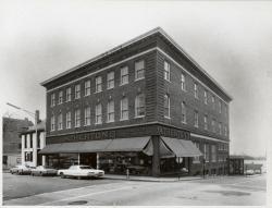 Atherton Furniture Store, Free Street, Portland