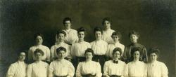 Farmington State Normal Students, 1908