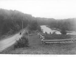 South Fork, Meduxnekeag River near Cary's Mills