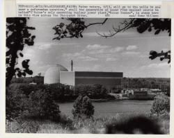 Maine Yankee Nuclear Power Plant, 1980