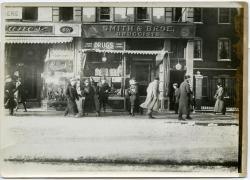 Smith & Broe Druggists, Portland, ca. 1912