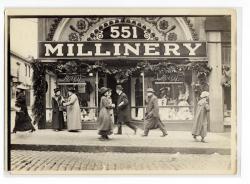 Storey Millinery, Portland, ca. 1914