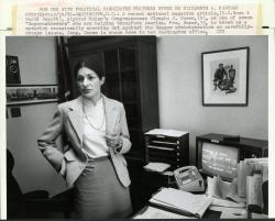 Olympia Snowe, Washington, 1982