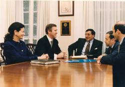 Executive Branch Officials, 1996