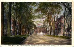 Old State Street, Portland, ca. 1900