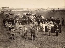 Grand Army of the Republic, Caribou, ca. 1900