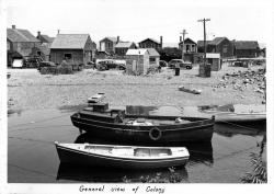 Ogunquit art colony, 1937