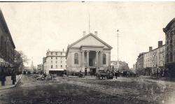 Old City Hall, Portland, 1886