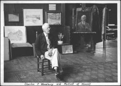 Charles Woodbury, Ogunquit, 1937