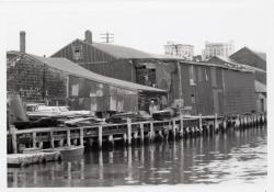 Union Wharf, Portland, 1962