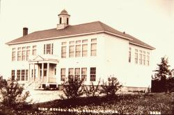 Third Brooklin High School 1932