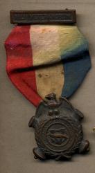George H. Sweet medal, Bucksport, ca. 1885
