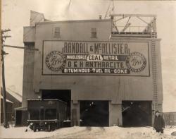 Randall and McAllister Coal Company building, Portland